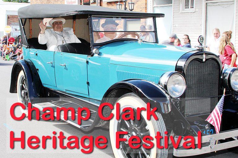Champ Clark Heritage Festival